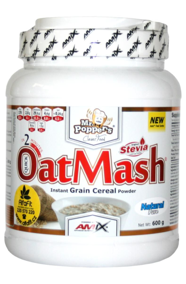 Amix MR Popper's Oat Mash 600 g