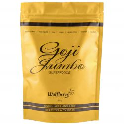 Wolfberry Goji packaged jumbo EXTRA EDITION 250 g
