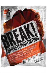 Extrifit Protein Break! 90 g - příchuť jahoda
