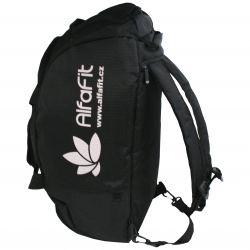 Kleine Sporttasche Alfafit ─ schwarz