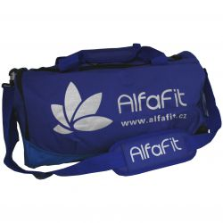 Alfafit sports bag ─ blue