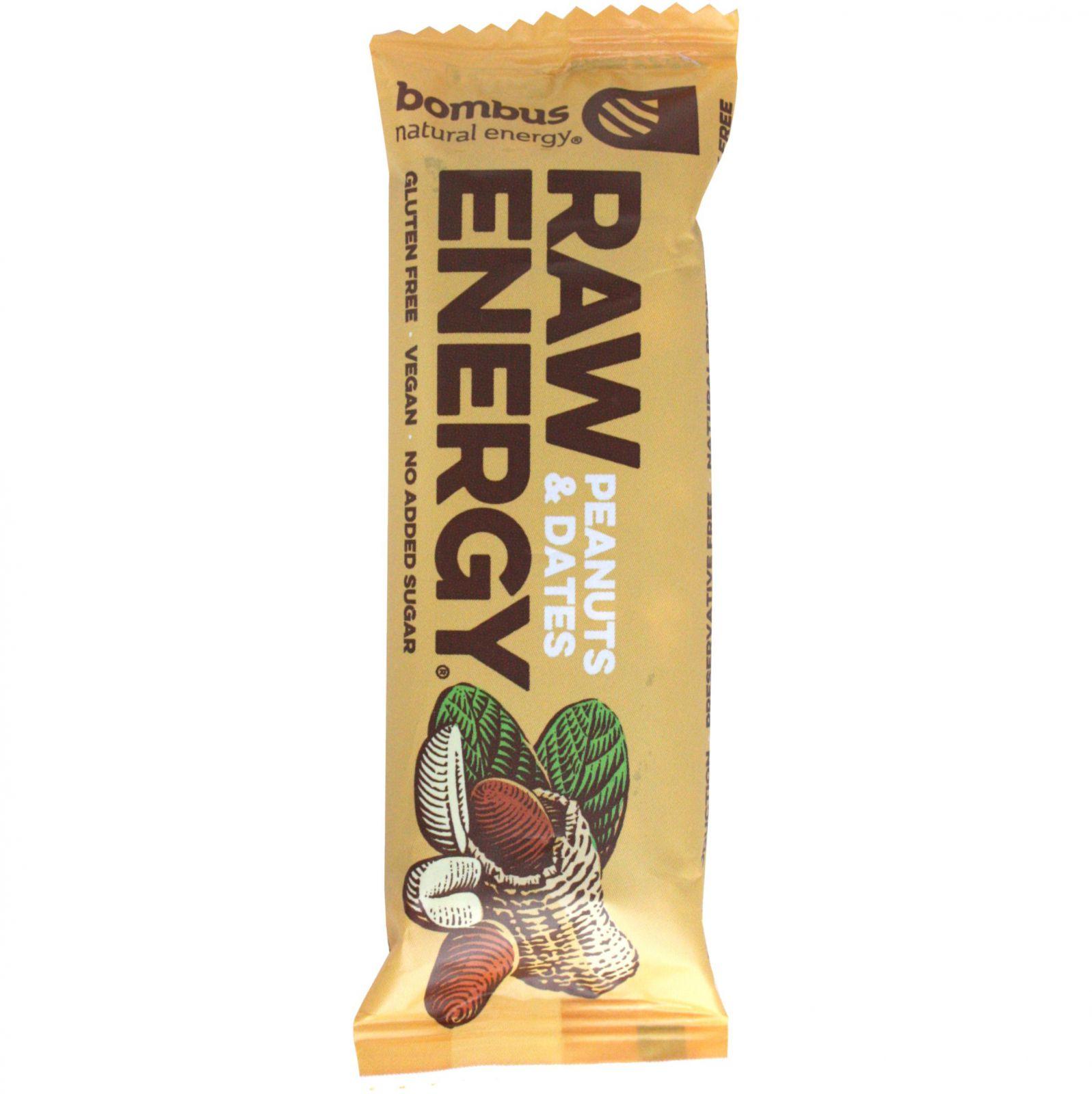 bombus peanuts & dates 50 g