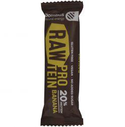 bombus Raw Proetin 20% 50 g - banán