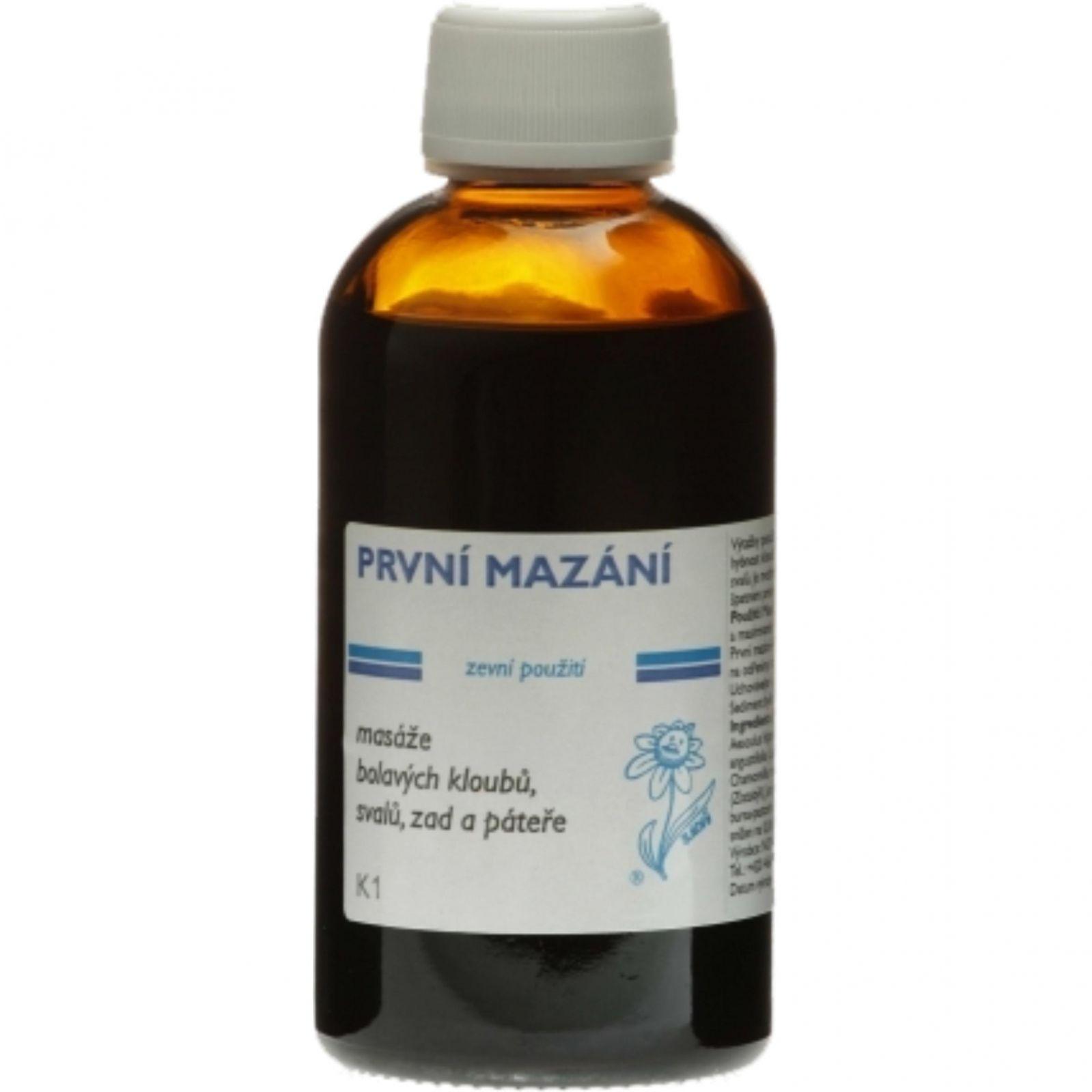Dědek kořenář První mazáníK1 - 200 ml
