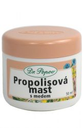 Dr. Popov Propolisová mast s medem