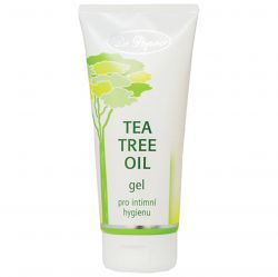 Dr. Popov Tea Tree Oil gel pro intimní hygienu 200 ml