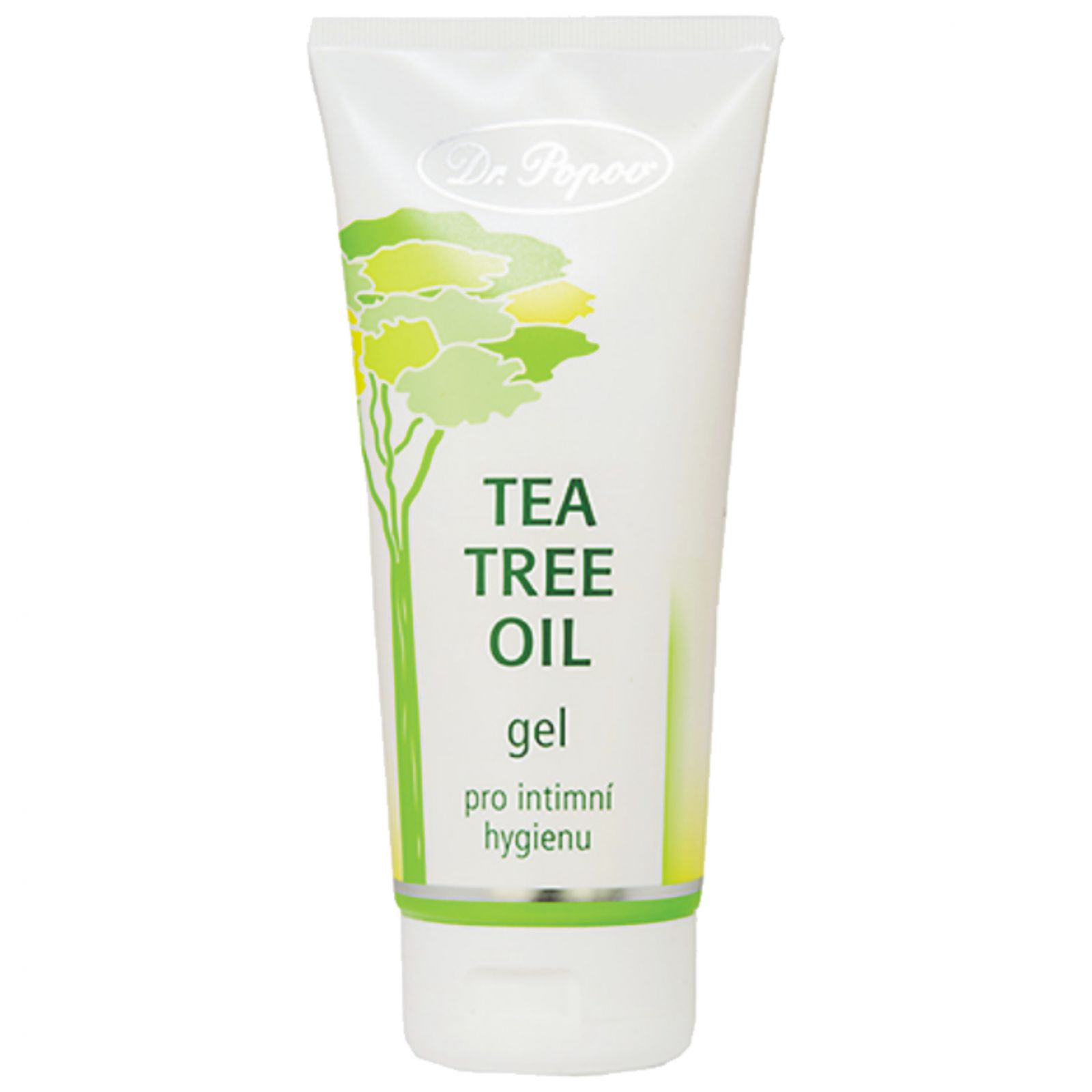 Dr. Popov Tea Tree Oil gel 200 ml