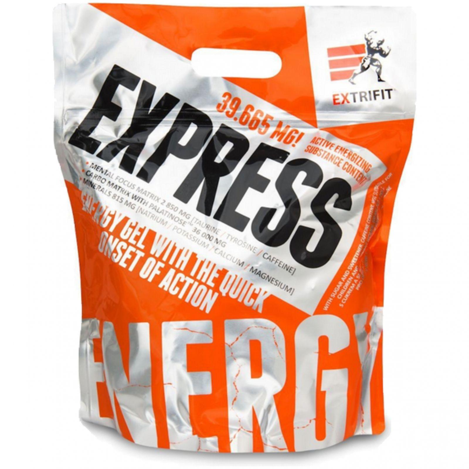 Extrifit Express Energy Gel 25 x 80 g
