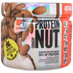 Extrifit Proteinut 400 g ─ příchuť dvojitá čokoláda