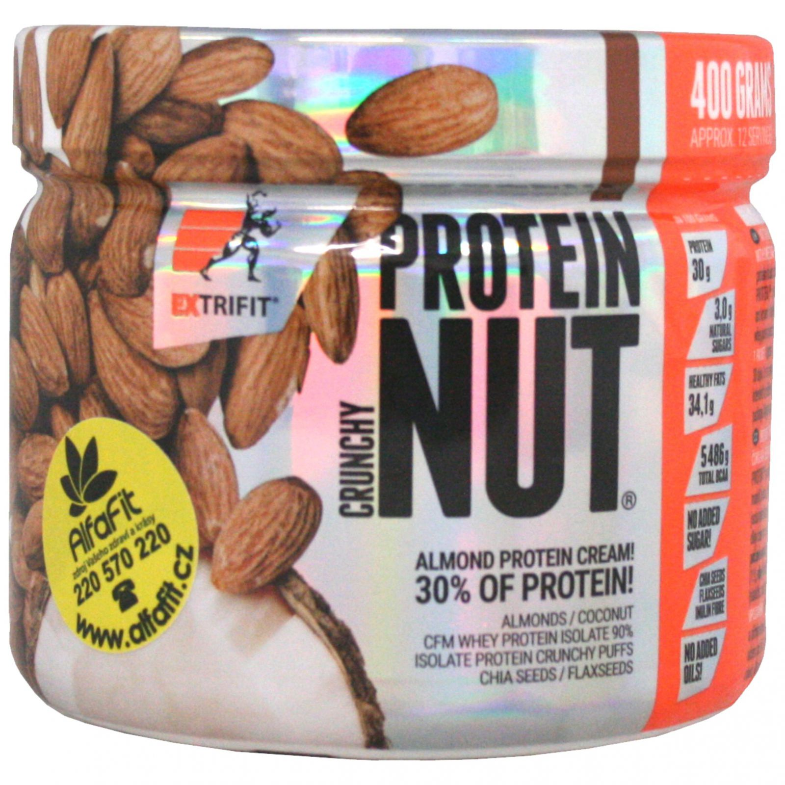Extrifit Proteinut 400 g