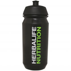 Herbalife Plastic Bottle Nutrition Sport - Black 0,6 L
