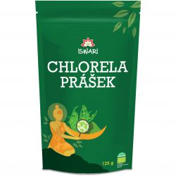 Iswari BIO Chlorela 125 g