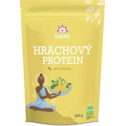 Iswari BIO Hrachový protein 80% (prášek) 250 g