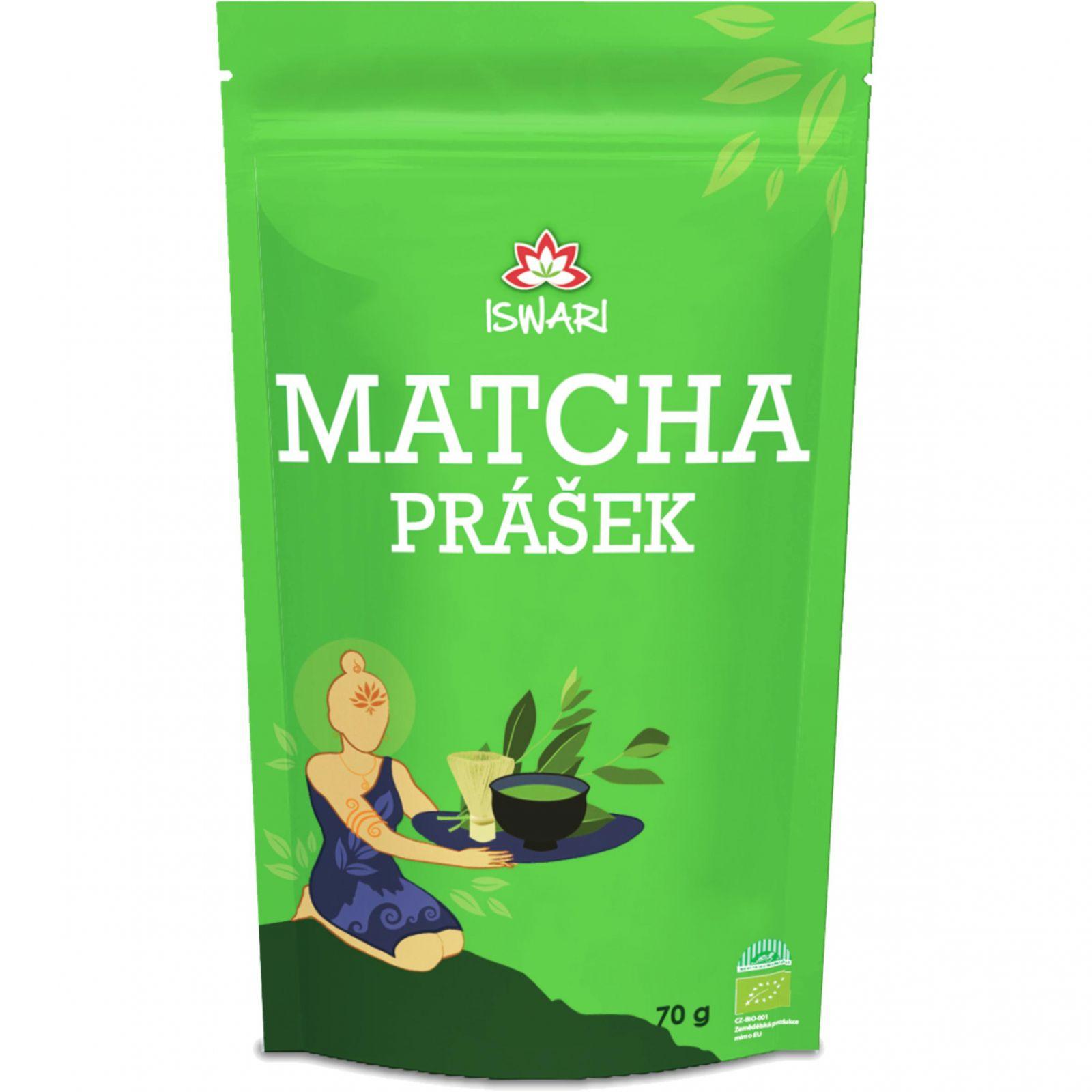 Iswari Matcha 70 g