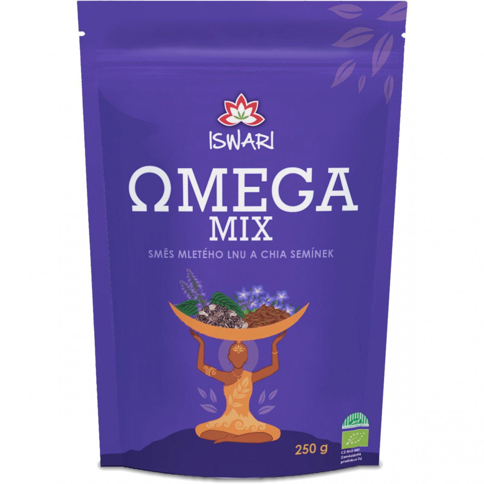 Iswari Omega Mix 250 g