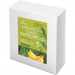 Iswari BIO breakfast blend 3200 g ─ young barley & banana