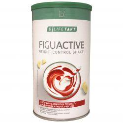LR LIFETAKT Figu Active koktejl jahoda & banán 450 g