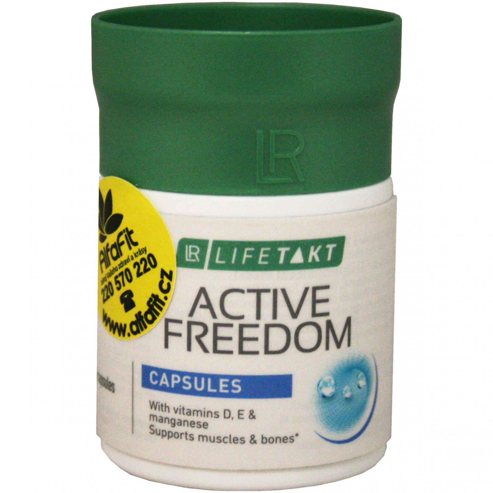 LR LIFETAKT Active Freedom 60 kapslí