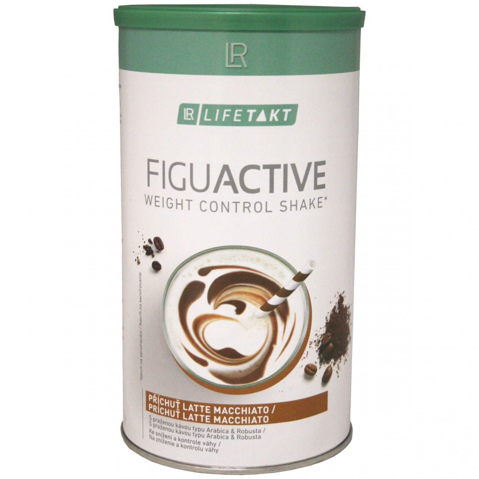 LR LIFETAKT Figu Active kojtel Latte-macchiato 450 g