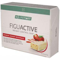 LR Figuactiv tyčinky 6 x 60 g - příchuť jahody & jogurt