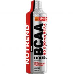 Nutrend BCAA LIQUID 1000 ml ─ flavor orange