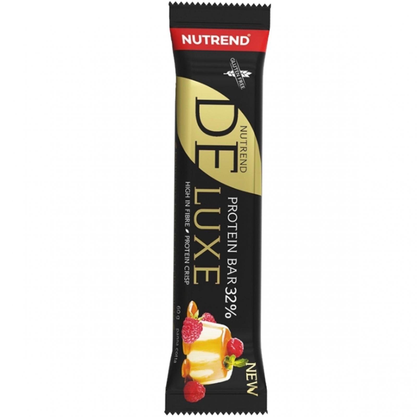 Nutrend Deluxe Protein Bar 60 g - panna cotta
