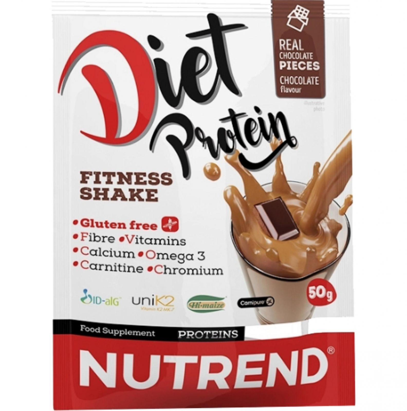 Diet protein čokoláda