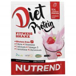 Diet protein jahoda