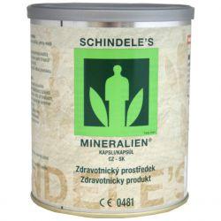 Schindeleho Minerály 500 kapslí