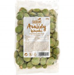 Wolfberry Erdnüsse Wasabi Medium 250 g