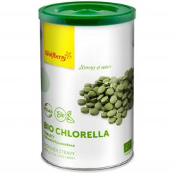 Wolfberry BIO Chlorella 250 g ─ 1200 Tabletten