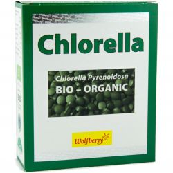 Wolfberry BIO Chlorella 450 Tabletten