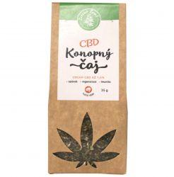 Zelená Země Konopný čaj 35 g
