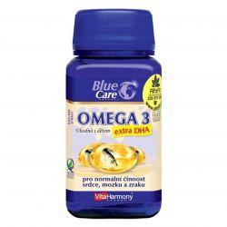 VitaHarmony Omega 3 extra DHA - vhodná i dětem 180 tablet