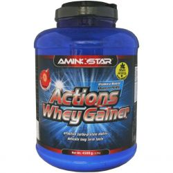 Aminostar Actions Whey Gainer 4500 g