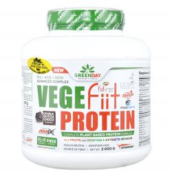 Amix GreenDay Vegefiit Protein 2000 g