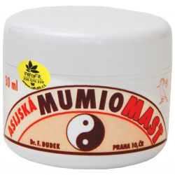 Dr. Dudek Mumio asijská mast 30 ml