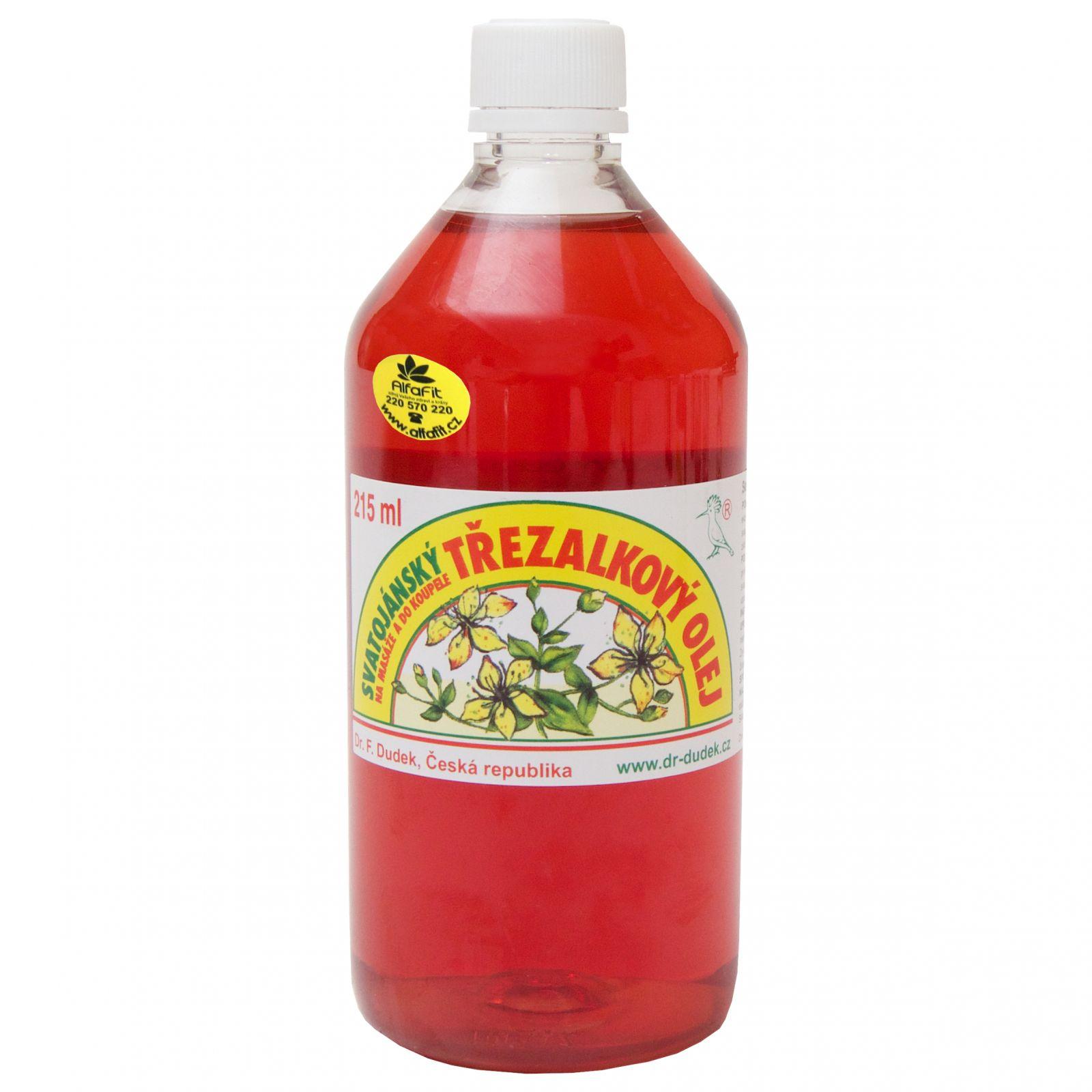 Dr. Dudek Třezalkový olej 215 ml