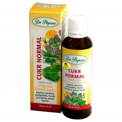 Dr. Popov cukr normal 50 ml