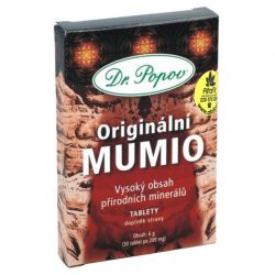 Dr. Popov MUMIO 30 tablets