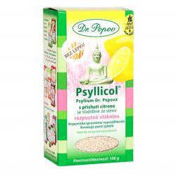 Dr. Popov Psyllicol mit Zitrone 100 g