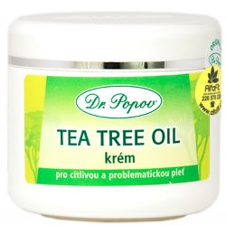Dr. Popov Tea Tree-Creme 50 ml