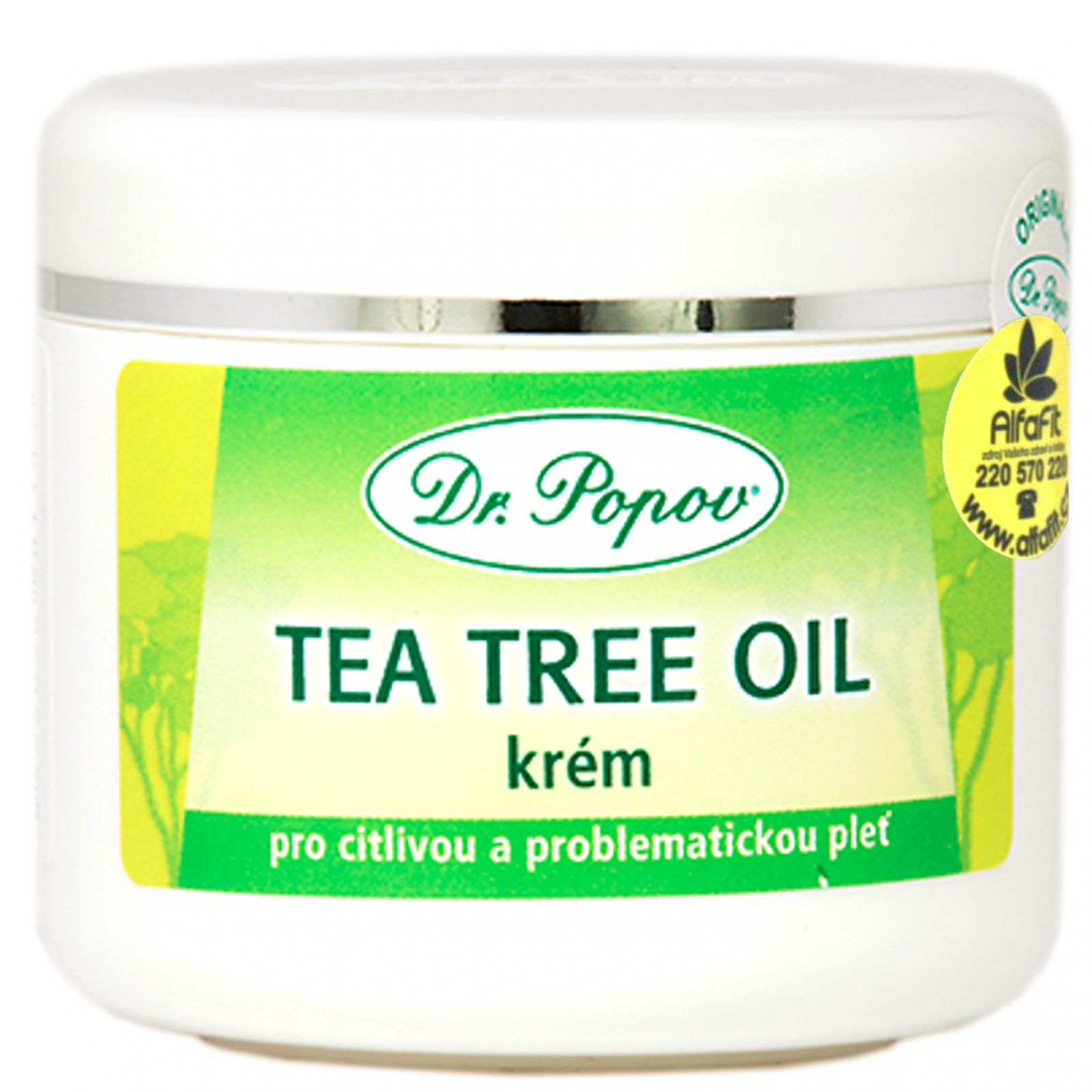 Dr. Popov Tea tree oil 50 ml