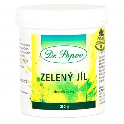 Dr. Popov Green Clay 150 g