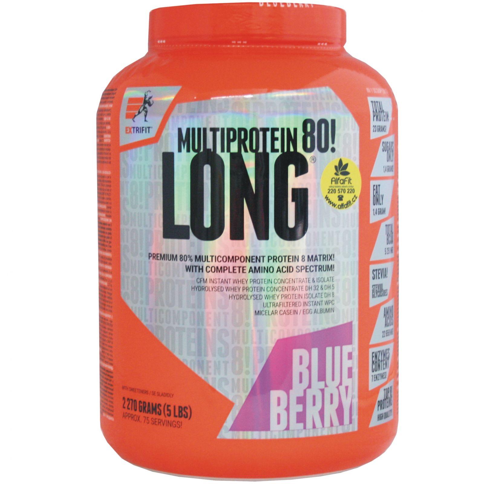 Extrifit Long 80 ─ 2270 g