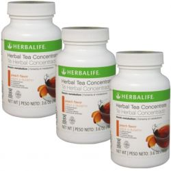 SET 3x Herbalife Bylinný koncentrát Thermojetics 102 g