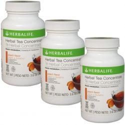 SET 3x Herbalife Thermojetics Kräuterkonzentrat 102 g
