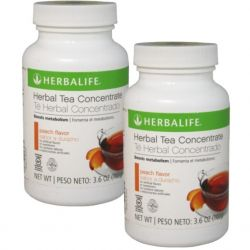 SET 2x Herbalife Bylinný koncentrát Thermojetics 102 g
