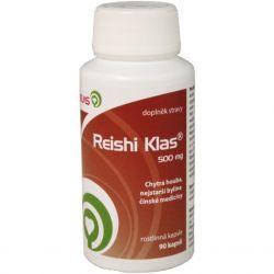 Klas Reishi 500 mg – 90 Kapseln