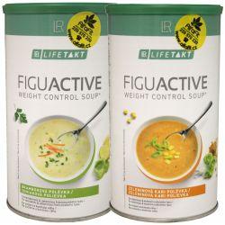 REDUKČNÍ SADA V. - SET 2x LR LIFETAKT Figu Active polévka 500 g